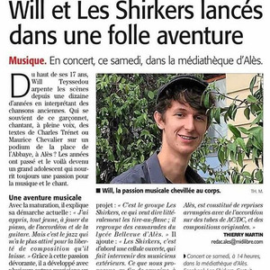 Image 2/6 Les Shirkers