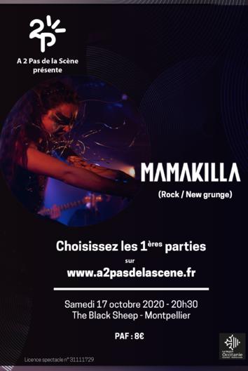 Photo évènement MAMAKILLA + Programmation participative