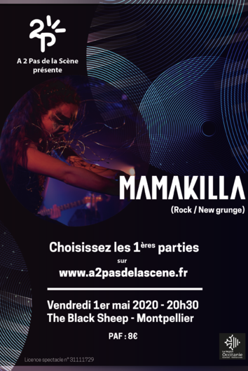 Photo évènement MAMAKILLA + Programmation participative