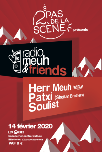 Photo évènement Radio Meuh