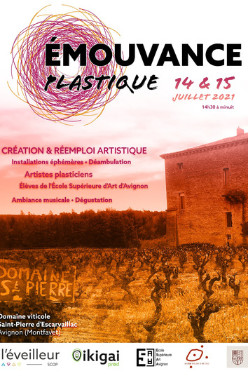 Photo évènement Emouvance plastique - 14/07