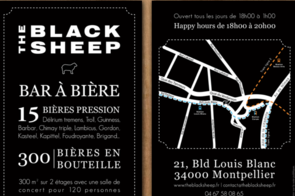 Image 1/1 The Black Sheep